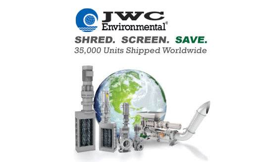 JWCE Waste Grinders and Shredders